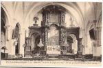 CPA  Figeac Intérieur De L' Eglise Du Puy L' Autel Sculpture Sur Bois 46 Lot - Figeac