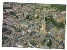 Solesmes (59) : Vue Aérienne Au Niveau Dee L´église En 1989. - Solesmes