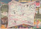 LES ARRONDISSEMENTS DE PARIS ILLUSTRES - Carte Geographique Du 9eme Arrondissement. - Arrondissement: 09
