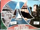PORTO D'ASCOLI  VEDUTE VB1963  DM1801 - Ascoli Piceno