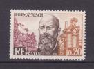 FRANCE / 1963 / Y&T N° 1385 ** : Emile Mayrisch - Gomme D´origine Intacte - France