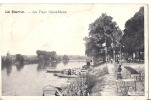 La Marne Au  Parc Saint Maur - Bateaux A Quai - Et Terrasse De  Guinguette -  (petite Salissure Neuve TB ) - Joinville Le Pont
