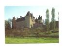 Cp, 46, Près De Saint-Céré, Château De Montal, Vue Générale, Voyagée 1989 - France