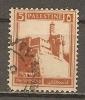 Palestine.  Scott # 67 Used. Regular Issue 1927 - Palestine