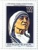 AL 2009-3327 MOTHER TERESA, ALBANIA, 1 X 1v, MNH