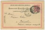 Autriche -  Entier Postal De REICHENBERG Vers BRUXELLES (Arrivée) Du 11/10/02, Voir Scan - Ganzsachen