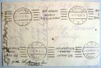 1918 Feldpostkarte Maschinenstempel MÜNCHEN Freistempler - Deutschland
