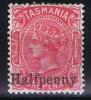 Tasmania : 1889  , Mint Hinged,  Mi 42 - Ungebraucht