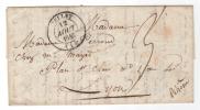 BELLEY (1) T14 Du 12/8/1843 + Tm3 - 1801-1848: Précurseurs XIX