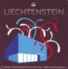 Liechtenstein Aufkleber - Label - Étiquette - Sticker - Kunstmuseum - Art Museum - Stickers