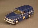 Brekina 29256, Volvo Amazon Kombi ASG, 1:87 - Voitures, Camions, Bus
