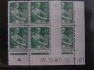 LA MOISONNEUSE, PAYSANNE -  N° 1231 **  PAIRE CD DU 30.10.61 - 1960-1969