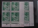 LA MOISONNEUSE, PAYSANNE -  N° 1231 **  PAIRE CD DU 12.7.61 - 1960-1969