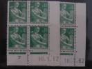 LA MOISONNEUSE, PAYSANNE -  N° 1231 **   PAIRE  CD DU 10.1.62 - 1960-1969