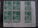 LA MOISONNEUSE, PAYSANNE -  N° 1231 **   PAIRE  CD DU 25.1.62 - 1960-1969