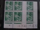 LA MOISONNEUSE, PAYSANNE -  N° 1231 **   PAIRE  CD DU 5.2.62 - 1960-1969