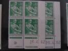 LA MOISONNEUSE, PAYSANNE -  N° 1231 **    PAIRE CD DU 26.4.62 - 1960-1969