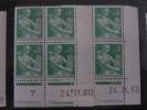 LA MOISONNEUSE, PAYSANNE -  N° 1231 **    PAIRE CD DU 24.11.60 - 1960-1969