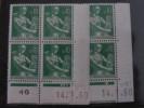 LA MOISONNEUSE, PAYSANNE -  N° 1231 **    PAIRE CD DU 14.1.60 - 1960-1969