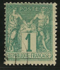 FRANCE - Yvert - 61 - Cote 100 € - 1876-1878 Sage (Type I)
