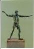 GRECE ATHENES - Musée National Archéoligique - Bronze Statue De Poseidon (ou Zeus) 460 Av JC - Museum