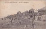 SAINT AUBIN SUR MER LA FETE DE BIENFAISANCE ( TAMPON HOPITAL MILITAIRE TEMPORAIRE AU VERSO )  2 SCAN - Saint Aubin