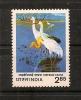 INDE ,grue,Y-T  753 **(MNH) - Oiseaux