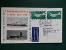 26/831   LETTRE   ALLEMAGNE - Ships