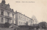 Trévoux 01 -  Hôtel De Ville - Sous-Préfecture - Trévoux