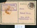 AU554 Bedarfskarte Volkstrachten Österreich 1934/36  12 Groschen , Gestempelt Weitersfelden  Nach Linz 19.Juni 1935 Mark - Briefe U. Dokumente