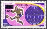 Soccer Football Fussball Dahomey #426 1970 World Cup In Mexico MNH ** - 1970 – Mexico