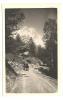 Pelvoux (05) : Attelage Sur Le Chemin D'Ailefroide Env  1950 (animée). - Non Classés