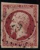 # France   20, Used,  Attractive  (fr020-7, Michel 16  [16-DG - 1853-1860 Napoleon III