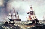 STORMY SEA By Redmore, English 1865, 19th Century Unused - Sailing Vessels