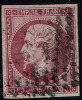 # France 20, Used, VF, Sound (fr020-25, Michel 16 [16-DG - 1853-1860 Napoleon III