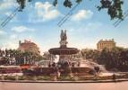AIX EN PROVENCE : La Grande Fontaine ( Trolley Bus Trolleybus ) - Aix En Provence