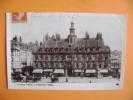 CP LILLE   N°4 LA BOURSE - ECRITE EN 1909 - Lille