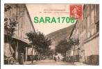 04 SISTERON, La Rue De Provence Animée. éditeur CLERGUE N°99. Pas Fréquente. ( VOIR SCAN ) - Sisteron