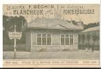 SUCRERIE - Le Sucre F.BEGHIN - PAVILLON DE LA RAFFINERIE BEGHIN EXPOSITION AMIENS - Recettes (cuisine)
