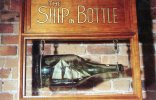 SHIP IN THE BOTTLE, Unnamed Schooner, Ships Of The Sea Museum, Savannah, Georgia Unused - Sailing Vessels