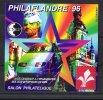BLOC CNEP 1996 PHILAFLANDRE TGV LILLE ORGANISATION DES JEUX OLYMPIQUES 2004 JO - CNEP