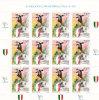 2003 Sassone Minifoglio 8 Juventus** - Blocchi & Foglietti