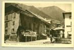 Haute-Savoie-----Taninges--Place Du Marché Et Chapelle Ste-Anne----- - Taninges