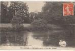 CPA 78 NEAUPHLE LE VIEUX Parc Du Château Cygne 1911 - France