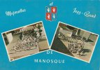 CPA-1960-04-MANOSQUE-MAJO   RETTES  & JAZZ-BAND--TBE-RARE - Danses