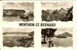CPSM 74 MENTHON ST BERNARD - France