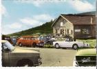 COL Du BEAL 63 Auberge ZAMBAC Saint Pierre La Bourlhomme Auvergne Avec Vieilles Voitures 2cv Carte Dentelée - Zonder Classificatie