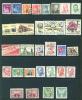 CZECHOSLOVAKIA  -  Page Of Stamps As Scan - Czechoslovakia