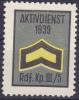 SOLDATENMARKE 1940 RADFAHRER KP III/5 FAHRRAD VELO BICYCLE FIETS - Wielrennen