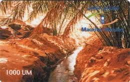 *MAURITANIA* - Scheda Usata - Mauritanië